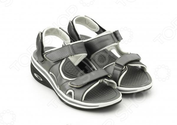 любимая обувь на лето! Вокмакс сандалии на липучках женские.